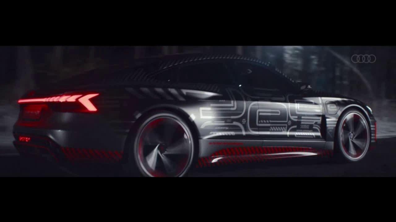 """Musique de la pub Concept Audi e-tron GT 100% électrique – Noël """"le futur nous anime""""  2021"""