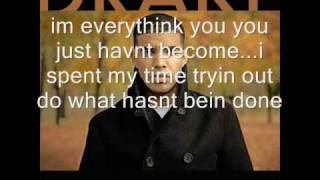 drake-overdose [unrelease verse] {with lyrics}