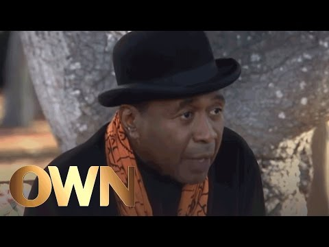 Exclusive: Becoming Chicken George | Oprah and the Legendary Cast of Roots | Oprah Winfrey Network