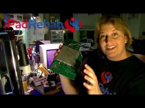 Don't just fix phones---Atari 2600 controller/joystick motherboard connector repair