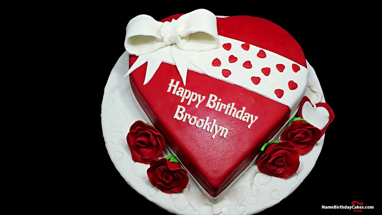 Happy Birthday Brooklyn Best Wishes For You Youtube