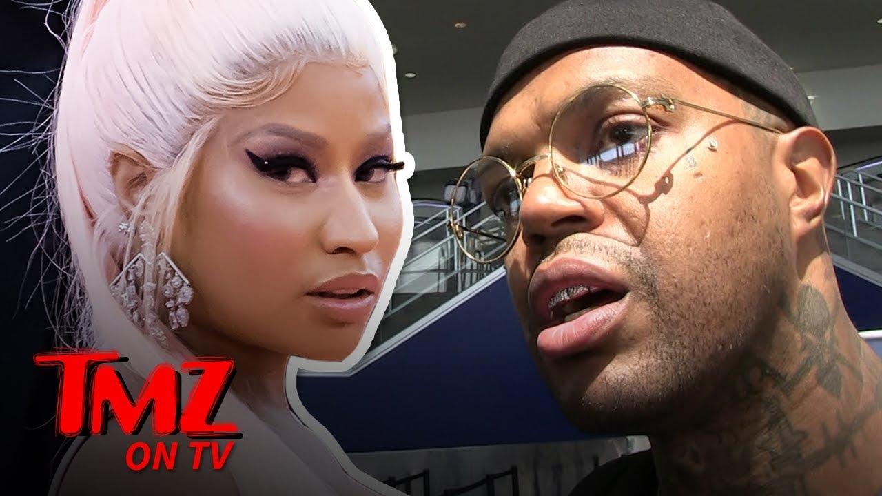 DJ Paul Reacts To Nicki Minaj's 'Retirement' | TMZ TV