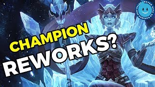 Should Any Champion In Paladins Get A Rework? | 3 Design Pillars On When To Rework Characters