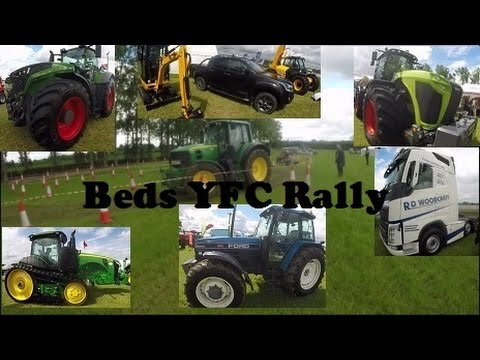 Bedfordshire YFC Rally Show