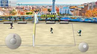 Stickman Volleyball Apk MOD For Android