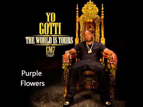 Yo Gotti - Purple Flowers (CM7 - 4)