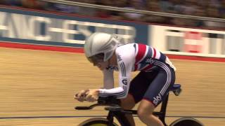 Video Women's Omnium Final: 500m Time Trial - Laura Trott vs Gillian Carleton download MP3, 3GP, MP4, WEBM, AVI, FLV Juli 2018