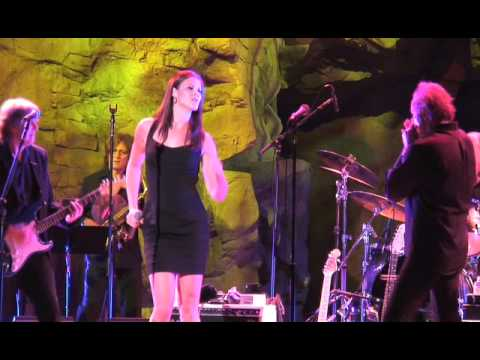 "Ayla Brown ""Dancing In The Street"" Live with the James Montgomery Blues Band & The Uptown Horns"