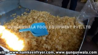 Batch Type Chips Fryer By GUNGUNWALA