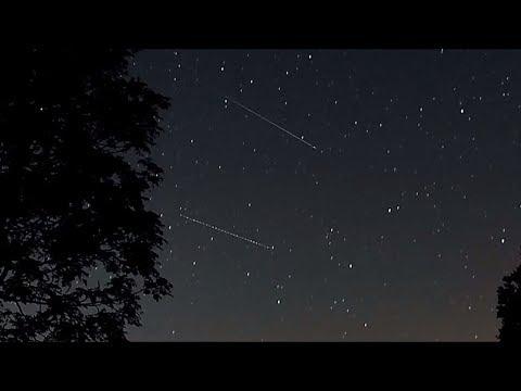 Orioniden: So entstehen die Sternschnuppen