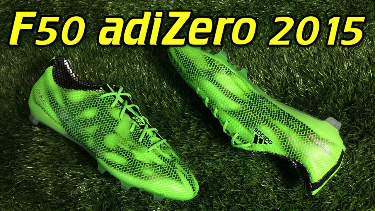 adidas adizero 2015 green