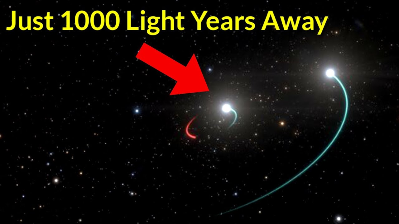 Closest Black Hole To Earth Has Been Discovered | 2020 - YouTube