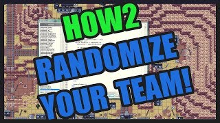 How to Randomize YOUR TEAM / BOX in Pokemon Fan Games - RPGmakerXP Guide