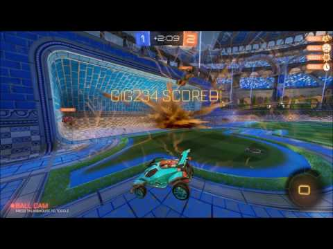 Rocket League - The karaoke Game *The Bad Touch*