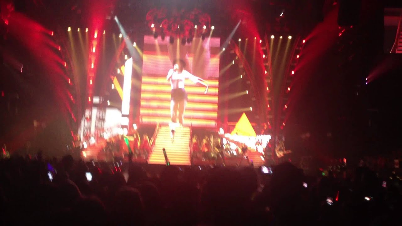 State Of Grace Taylor Swift The Red Tour Greensboro Coliseum Complex 09 12 13 Youtube