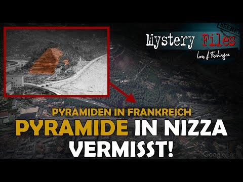 Die verschwundene Pyramide von Nizza: Archäologische Mysterien an der Côte d'Azur