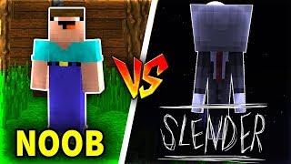 THỬ THÁCH Troll NOOB Bằng SLENDERMAN Trong Minecraft!!!