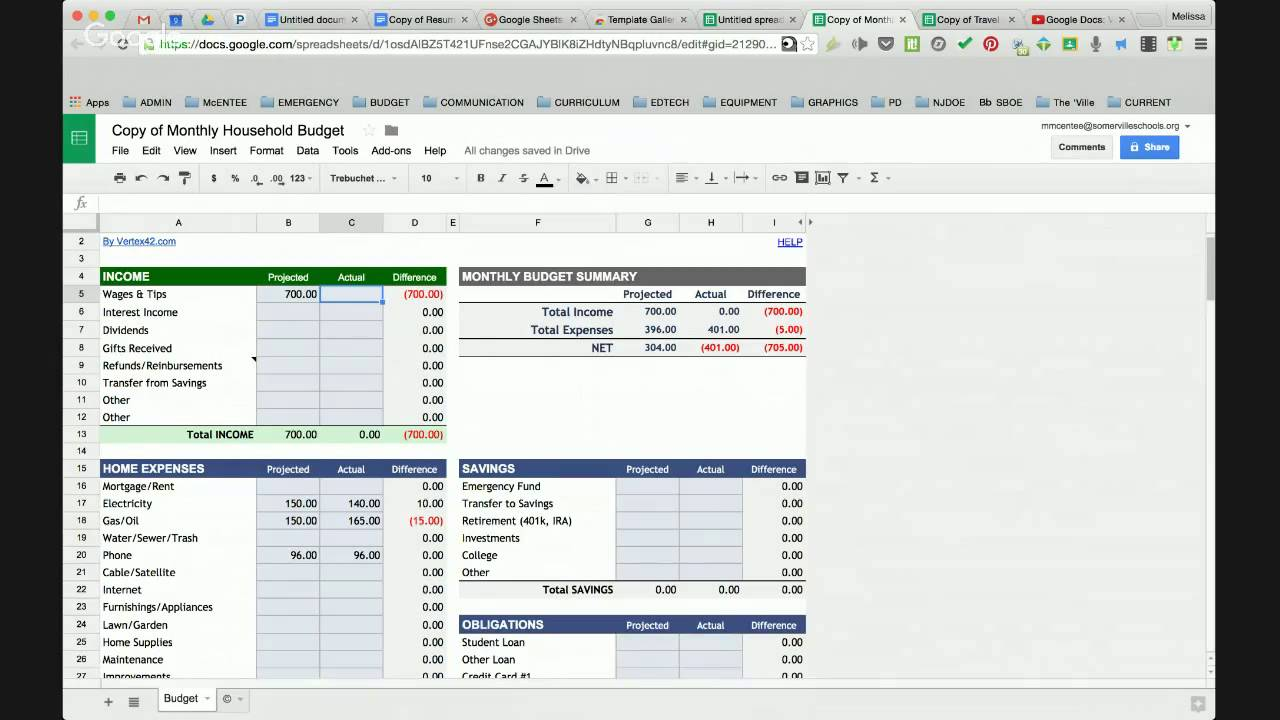 Google Sheets Template Gallery Add On Youtube