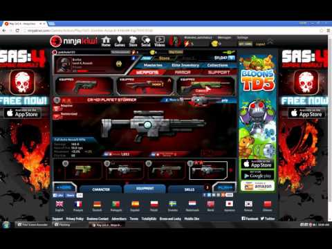 How to Play SAS Zombie Assault 4 on Pc