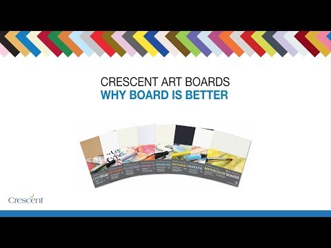 For Artists, Board Is Better