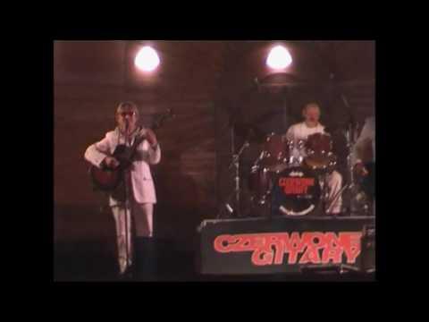 Czerwone Gitary -  Koncert - Ciechocinek  2007 r