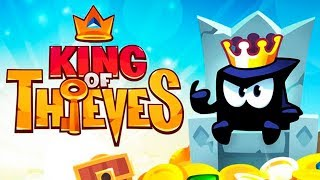 I AM THE KING OF THIEVES!