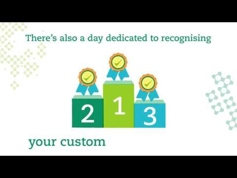 The importance of National Customer Service Week (NCSW) animation