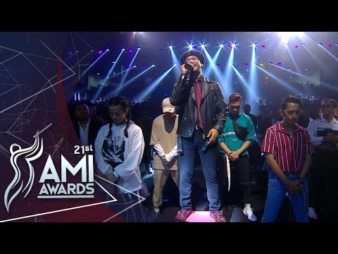 Shaggy Dog, Siti Badriah, NDX AKA Ambilkan Gelas Medley Song | AMI AWARDS 2018