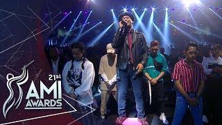 Download lagu Shaggy Dog Siti Badriah NDX AKA Ambilkan Gelas Medley Song AMI AWARDS 2018 MP3