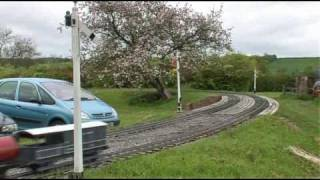 Miniature Railway - Gilling Part One