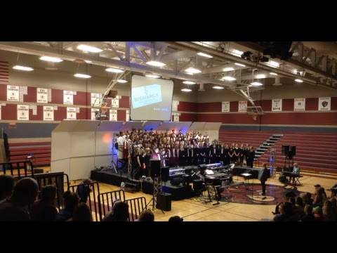 Bismarck High School Choir - 90s Rock 2018