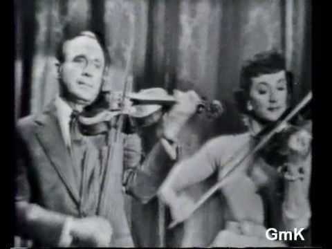 Gisele MacKenzie & Jack Benny: legendary violin duet