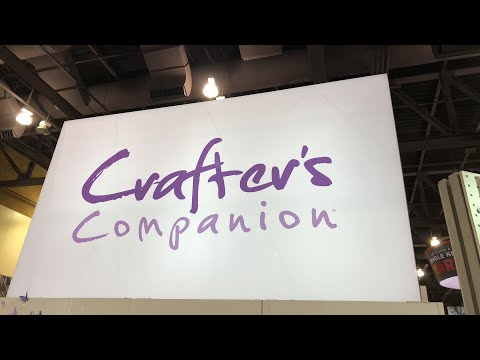 Crafter's Companion NEW PRODUCT 2018
