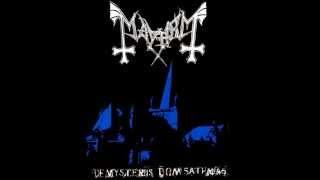 Mayhem - De Mysteriis Dom Sathanas (Full Album)
