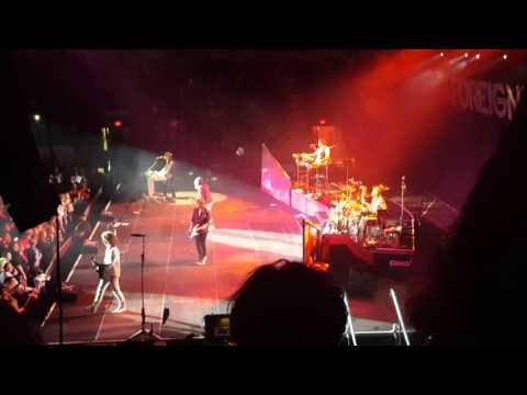 Foreigner Band Concert in Johnstown PA March 16th part 4