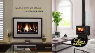 Lopi Fireplaces TVC 2017