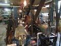 Old Steam Powered Machine Shop 54   Under Way Again