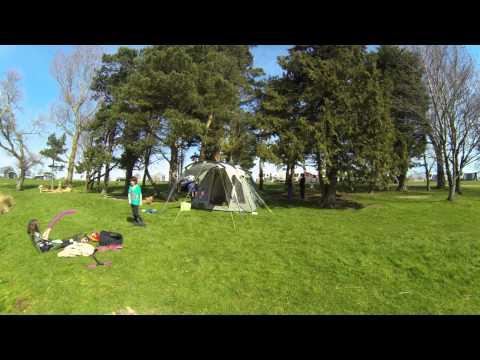Thorpe Farm camp site