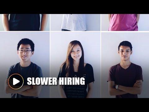 Lethargic Malaysian economy sees slower hiring