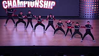 VPeepz at Hip Hop International 2018