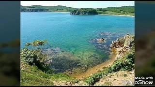 видео Отдых в Приморье - острова и базы отдыха