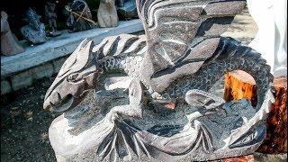 Amazing Stone Carving