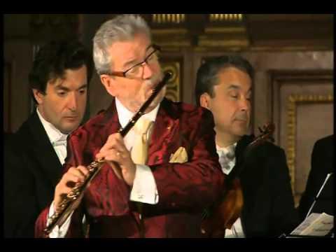 """Vivaldi - Concerto Op. 10 No. 3 in D """"Il Gardellino"""" - James Galway"""