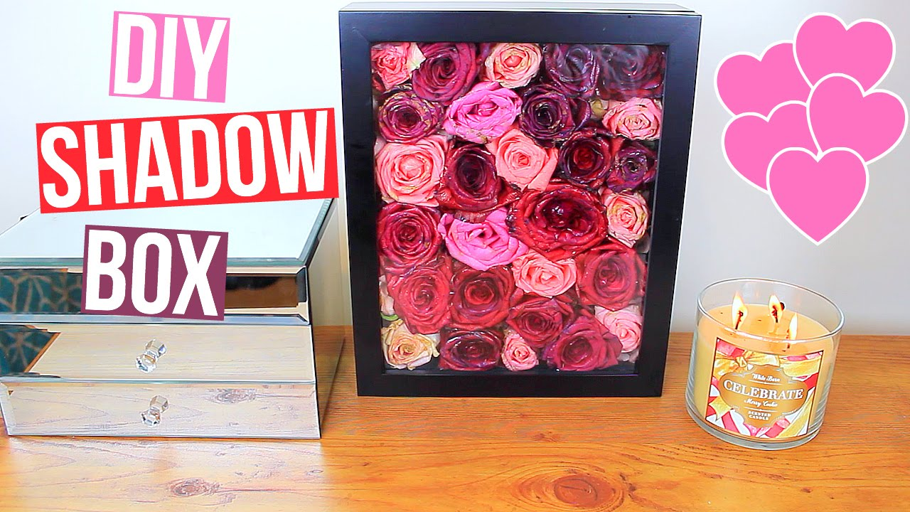 & DIY Shadow Box | Stop Motion - YouTube Aboutintivar.Com