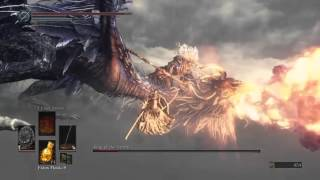 Dark Souls 3 - Easy Mode/How to beat the Nameless King Solo the Easy Way with this Build