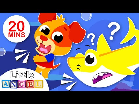 What do YOU Like to Do? | Blowing Bubbles with Elephants | Songs for Toddlers by Little Angel
