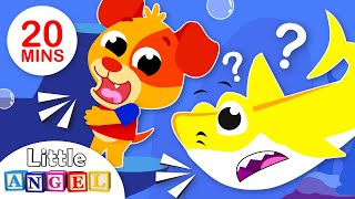 What do YOU Like to Do? | Fun Animal Songs | Nursery Rhymes & Kids Songs by Little Angel