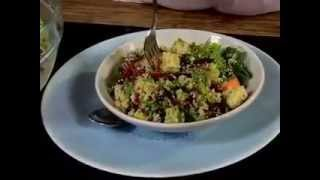 Quinoa, Beetroot And Avo Salad Recipe