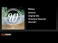 Ridney - Ummno (Original Mix)