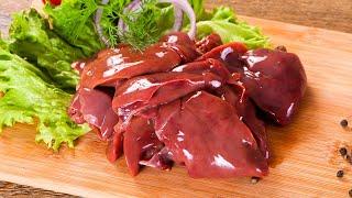 Лучше чем с мясом! Гениальные САЛАТЫ готовлю из ПЕЧЕНИ, 5 РЕЦЕПТОВ которые всех покорят!